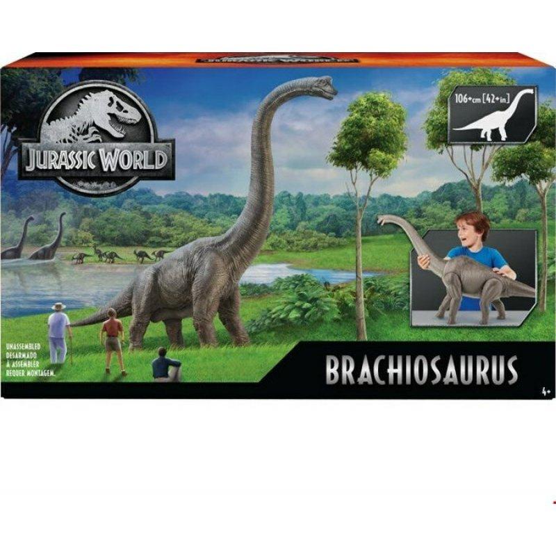 Jurassic World Brachiosaurus Βραχιόσαυρος GNC31Mattel