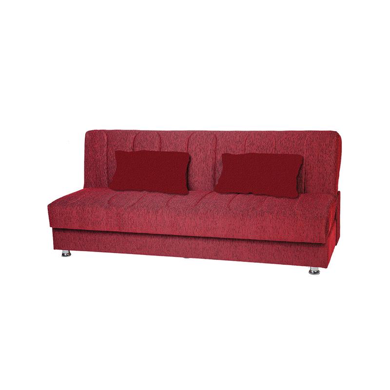 Καναπές 3θ Tiger κόκκινο